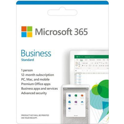 Microsoft 365 Business Standard - 1 year for 1 user