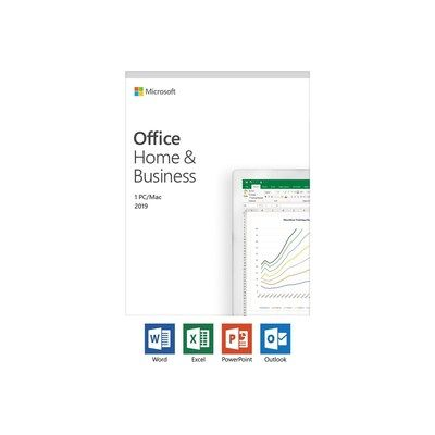 Microsoft Office Home & Business - 1 User - Lifetime Subscription
