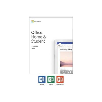 Office Home and Student - 1 User - Lifetime Subscription