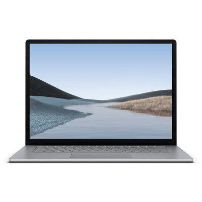 "Microsoft 15"" Surface Laptop 3 - AMD Ryzen 5, 128 GB SSD, Platinum"