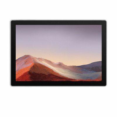 "Microsoft 12.3"" Intel Core i3 Surface Pro 7 - 128 GB SSD, Platinum"