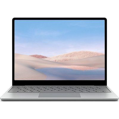 "MICROSOFT 12.5"" Surface Laptop Go - Intel Core™ i5, 256 GB SSD, Platinum"
