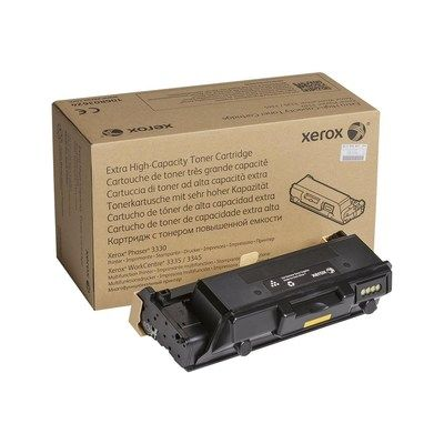 Xerox - Extra High Capacity - toner cartridge - for Phaser 3330 WorkCentre 3335 3345