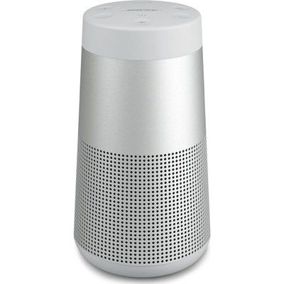 Bose SoundLink Revolve II Portable Bluetooth Speaker - Luxe Silver