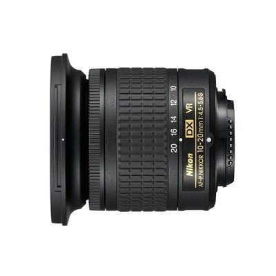 Nikon AF-P DX NIKKOR 10-20 mm f/4.5-5.6G VR Wide-angle Zoom Lens