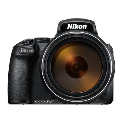 Nikon COOLPIX P1000 Bridge Camera - Black