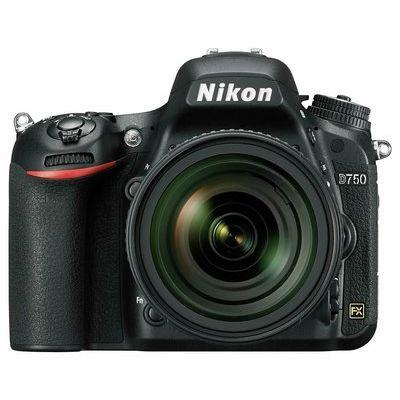 Nikon D750 DSLR Camera with AF-S 24-85mm Lens