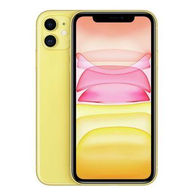 Apple iPhone 11 128GB in Yellow
