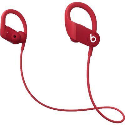 Powerbeats High-Performance Wireless Bluetooth Sports Earphones - Red