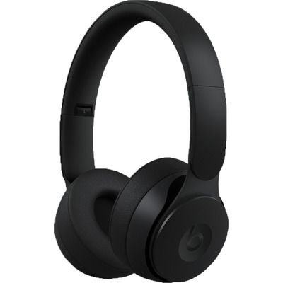 Beats Solo Pro Wireless Bluetooth Noise-Cancelling Headphones - Black
