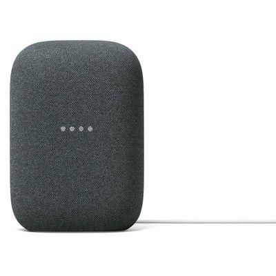 Google Nest Audio Hands-Free Smart Speaker - Charcoal