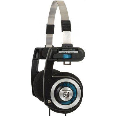 Koss Porta Pro Headphones - Black & Blue