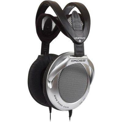 Koss UR40 Headphones - Silver