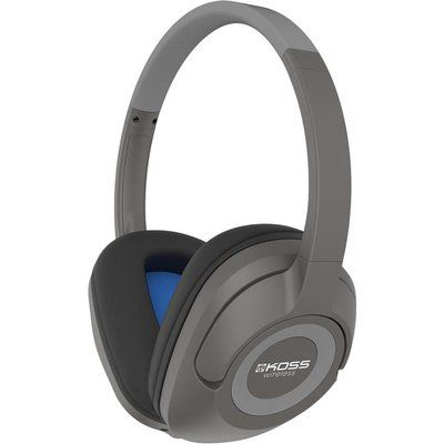 Koss BT539i Wireless Bluetooth Headphones - Dark Grey