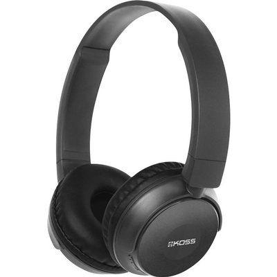 Koss BT330i Wireless Bluetooth Headphones - Black
