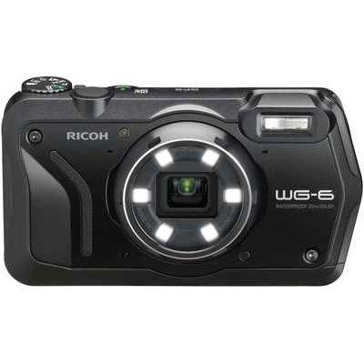 Ricoh WG-6 Tough Compact Camera - Black