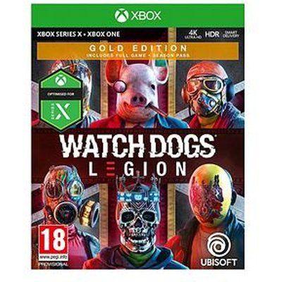 Xbox One Watch Dogs: Legion - Gold Edition