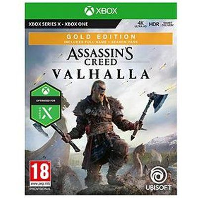 Xbox One Assassins Creed Valhalla: Gold Edition