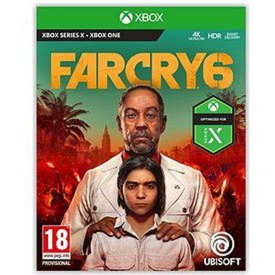 Xbox One Far Cry 6