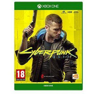 Microsoft Xbox One Game Cyberpunk 2077
