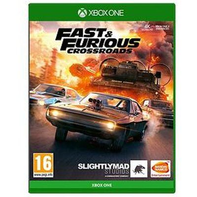 Xbox One Fast and Furious: Crossroads