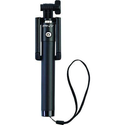 Pny BSS101 Wireless Selfie Stick - Black