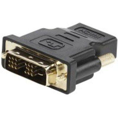 Vivanco CAM6 45488 DVI-D plug - HDMI socket Adaptor