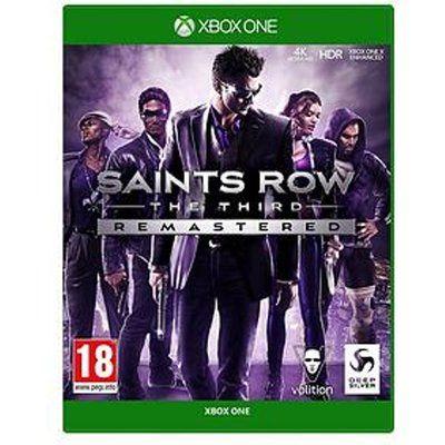 Xbox One Saints Row: The Third - Remastered