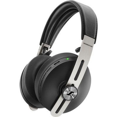 Sennheiser Momentum Wireless Bluetooth Noise-Cancelling Headphones - Black