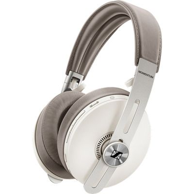 Sennheiser Momentum Over-Ear Wireless Bluetooth Headphones - White