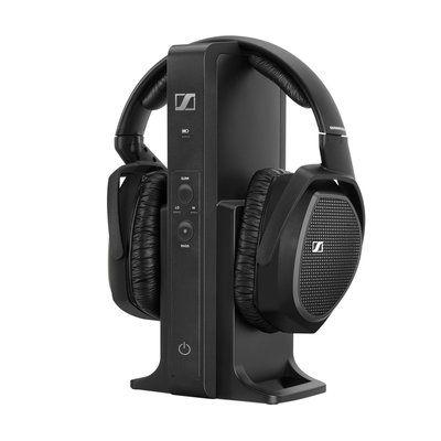 Sennheiser RS 120II Headphones in Black