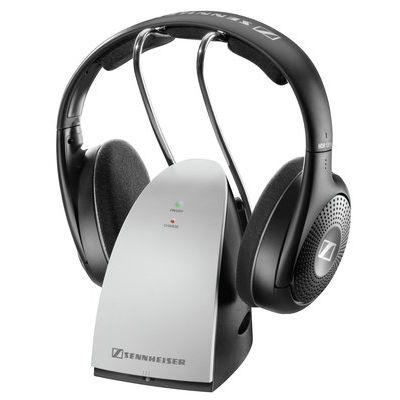 Sennheiser RS 120 II Over-Ear Wireless Headphones - Black