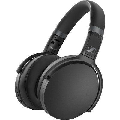 Sennheiser HD 450BT Wireless Bluetooth Noise-Cancelling Headphones - Black