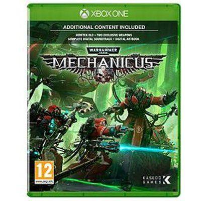 Microsoft Warhammer 40,000: Mechanicus