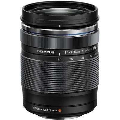 Olympus M.ZUIKO DIGITAL ED 14-150 mm 14.0-5.6 II Wide-angle Zoom Lens