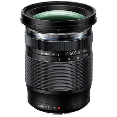 Olympus M.Zuiko Digital 12-200mm F3.5-6.3 Zoom Lens