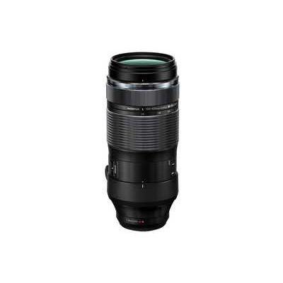 Olympus M.Zuiko Digital ED 100-400mm F5.0-6.3 IS / EZ-M1040 Zoom Lens - Black