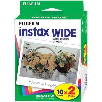 Fujifilm Instax 300 Wide Picture Format Film Pack - 20 Print Shots