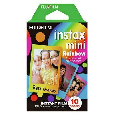 Fujifilm Instax Mini Film - Rainbow