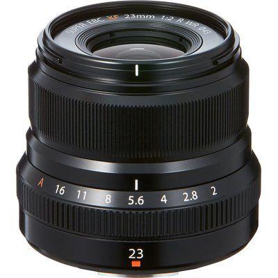 Fujifilm Fujinon XF 23 mm f/2.0 R WR Wide-angle Prime Lens