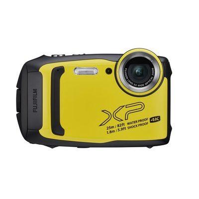 Fujifilm FinePix XP140 Tough Compact Camera - Yellow
