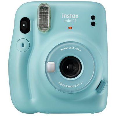 Instax Mini 11 Instant Camera - Sky Blue