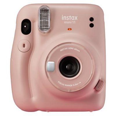 Instax Mini 11 Instant Camera - Blush Pink