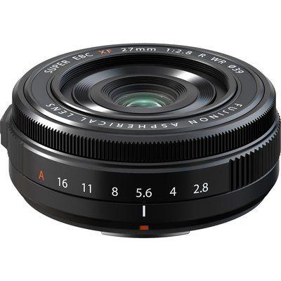 Fujifilm Fujinon XF 27 mm f/2.8 R WR Standard Prime Lens
