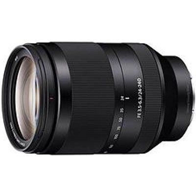 Sony SEL24240.SYX FE 24-240MM F/3.5-6.3 OSS Lens
