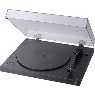Sony PS-HX500 USB Turntable - Black