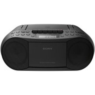 Sony CFD-S70 Boombox - Black