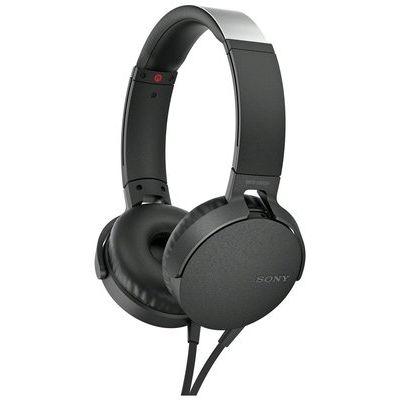 Sony Extra Bass MDR-XB550AP Headphones - Black