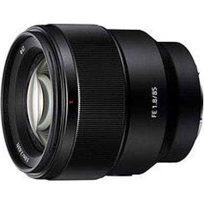 Sony FE 85MM F1.8 Portrait Lens