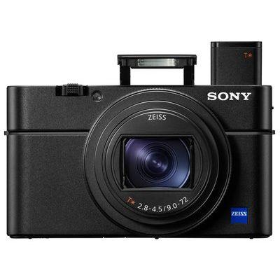 Sony Cyber-shot DSC-RX100 VI High Performance Compact Camera - Black